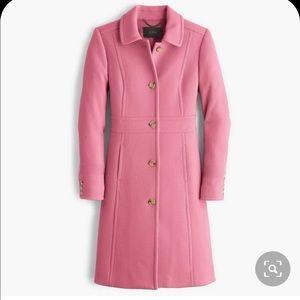 J.Crew Italian Wool Lady Day Coat